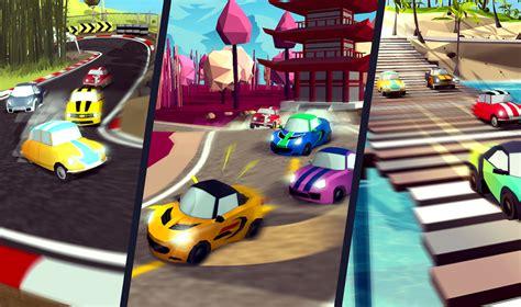 pocket rush porta su mobile  giochi  corse anni  wired