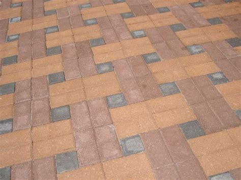 basket weave paving 24 best pavers for driveways images on pinterest driveways driveway pavers and bricks