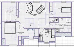 Plan Maison 4 Chambres Avec Suite Parentale : nouvelle version des plans construction de maison elo jc ~ Melissatoandfro.com Idées de Décoration