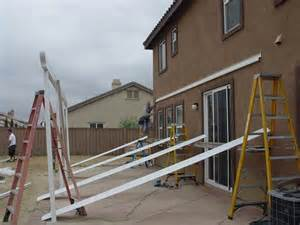 How Build a Patio Roof