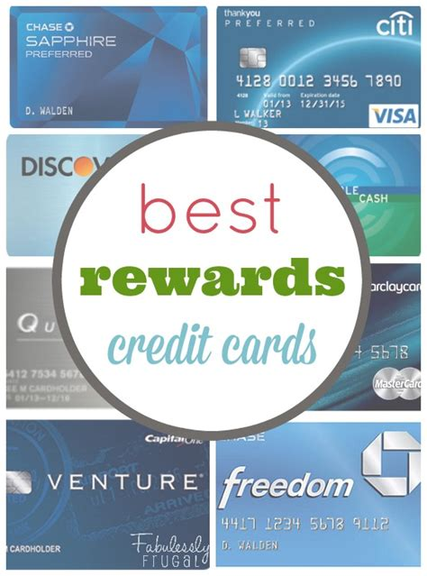 Check out our top card picks here and apply today! The Best Rewards Credit Cards 2015 - Fabulessly Frugal