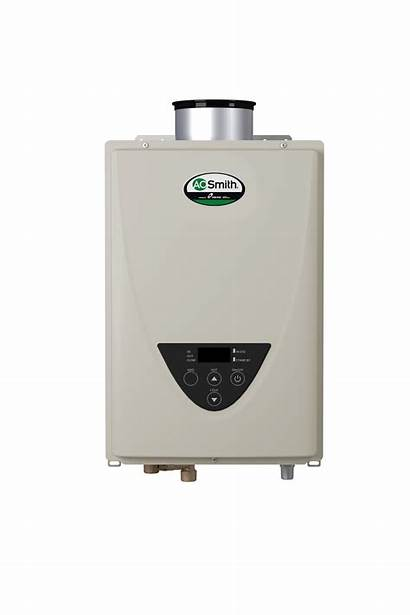 Tankless Concentric Heater Water Smith Gas Vent
