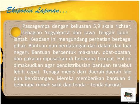 Paragraf Eksposisi Bahasa Jawa Baixara