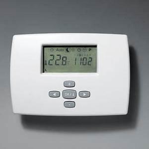 Thermostat Radiateur Fonte : chauffage lectrique r gulateur programmateur thermostat ~ Premium-room.com Idées de Décoration