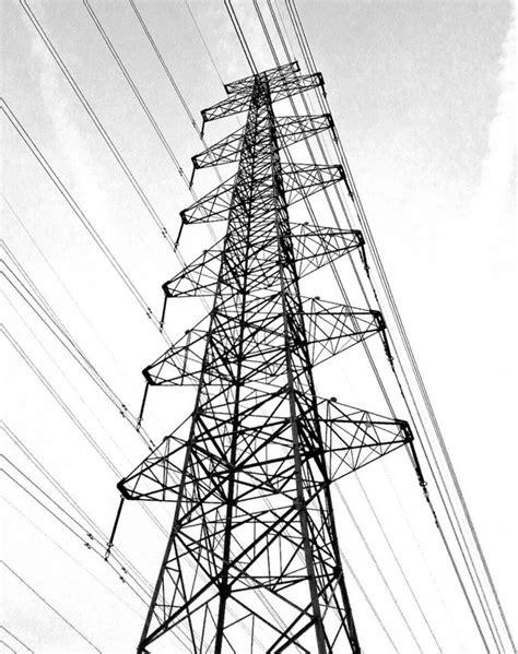 Hot Dip Galvanized Steel Transmission Tower For Electricity Transmission Line