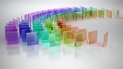 Transparent Dominoes Render Background Biomechanical 1080p Glass