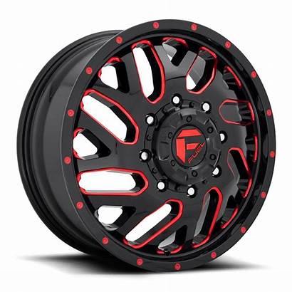 Triton Dually Wheels Mht Wheel D656