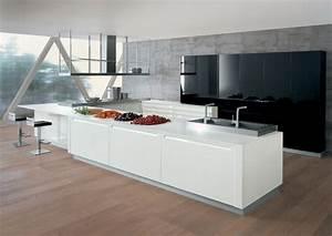 cuisine moderne 9 cuisines haut de gamme qui vont vous With idee deco cuisine avec cuisine haut de gamme