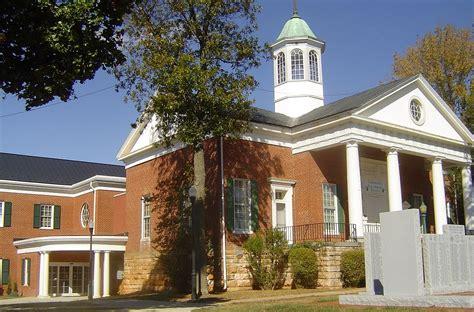 Court House - appomattox county virginia