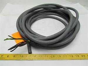 30 U0026 39  14ga Shielded Cable 6 Conductor Wire W  Ground