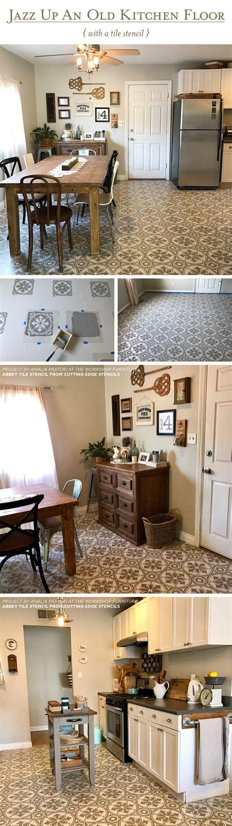 painted linoleum kitchen floor painted vinyl linoleum floor makeover ideas fox hollow 3995