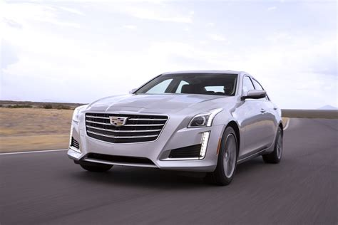 2017 Cadillac Cts Updates And Changes  Gm Authority