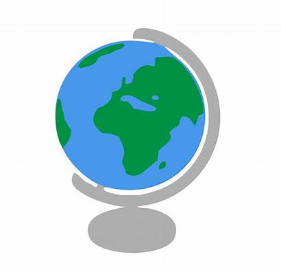 Globe Clipart Domain