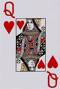 La Reine De Coeur : maj 28 novembre la carte reine de coeur de mona ~ Nature-et-papiers.com Idées de Décoration