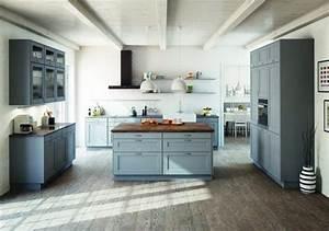 Küche Landhausstil Gebraucht : k chen im landhausstil von fm k chen ~ Michelbontemps.com Haus und Dekorationen