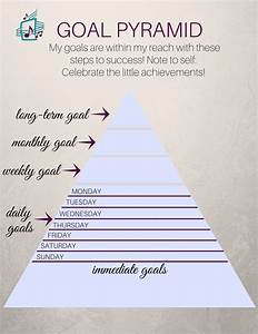 inspiration archives auditioncutpro With goal pyramid template
