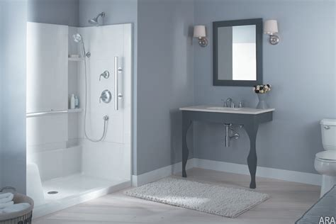 Home Design Ideas For The Elderly by 6 Tips To Design A Bathroom For Elderly Inspirationseek