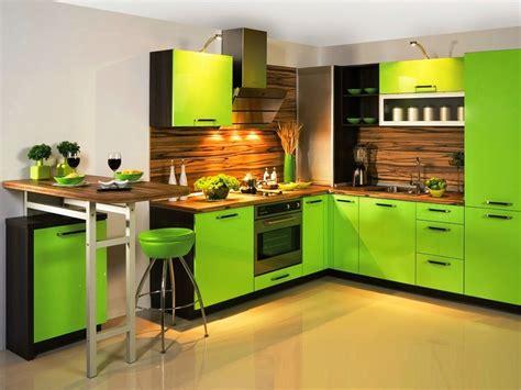 green yellow kitchen افضل الالوان للمطابخ المرسال 1476