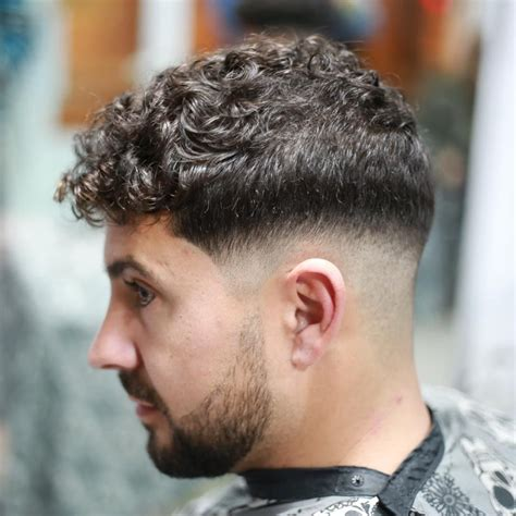 pin  curly hairstyles  men
