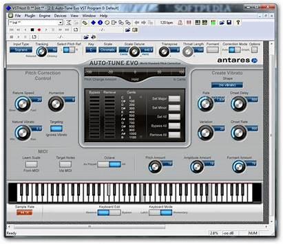 Autotune Tune Evo Vst Pitch Software Correction