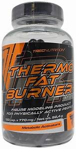 Trec Nutrition Thermo Fat Burner - 120 Caps