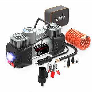 Topdc Air Compressor Tire Inflator