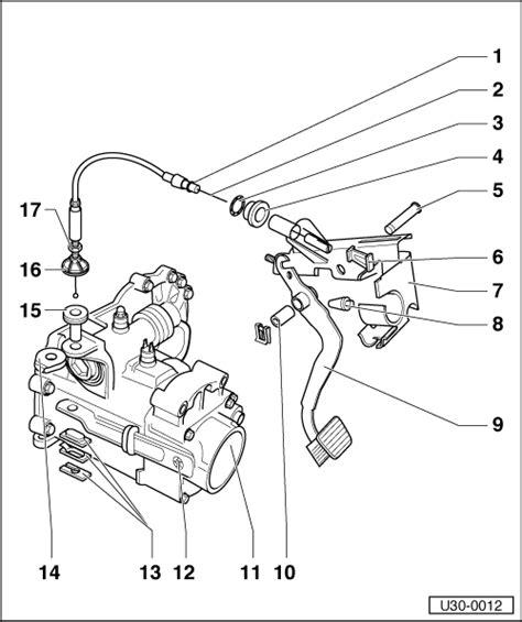 Volkswagen Workshop Manuals Golf Power