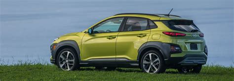 2018 Hyundai Kona Engine Options And Powertrain Features