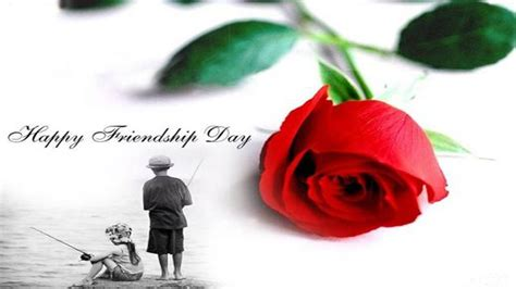 friendship day wallpaper red rose wallpapers