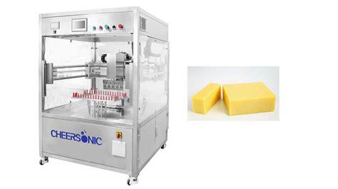 butter cutter cheese cutting machine cheersonic