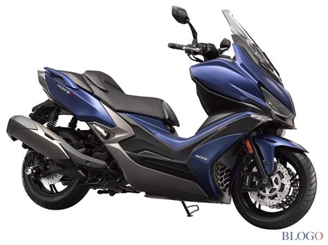 Kymco Xciting 400i 2019 by Kymco Xciting S 400 2018