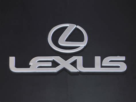 Lexus Car Logo Hd Wallpaper