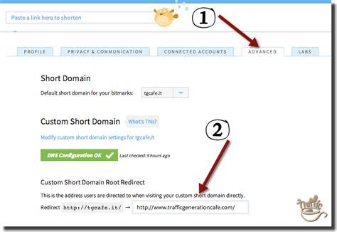 vanity domains create your own custom vanity url tutorial