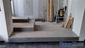 Marche D Escalier En Chene : escalier acier laser marches en ch ne ~ Melissatoandfro.com Idées de Décoration