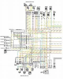 Suzuki Gsx-r 1000 Service Manual  Wiring Diagram - Schematic And Routing Diagram