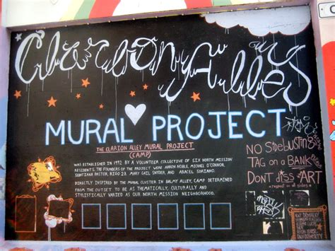 clarion alley mural project address c for free the clarion alley mural project