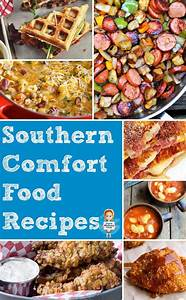 easy southern comfort food recipes