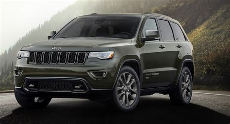 jeep 75th anniversary models revealed australian launch