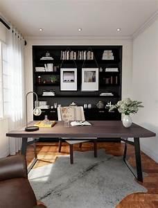 Unique, And, Comfortable, Home, Office, Design, Ideas, 18