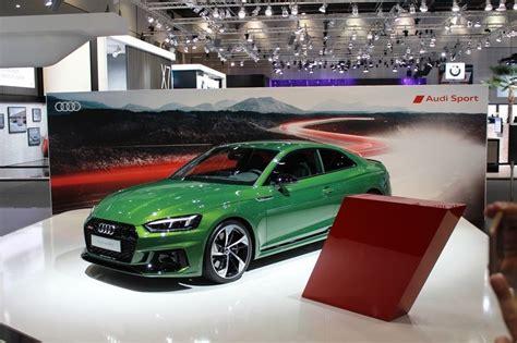 2018 Audi Rs5 Revealed At The Dubai Motor Show