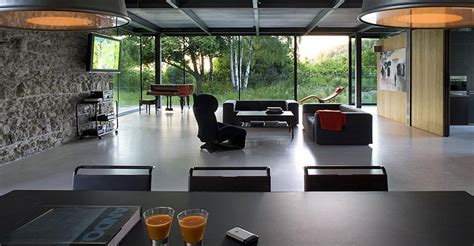 luxury glass house  poland  pcko architects digsdigs