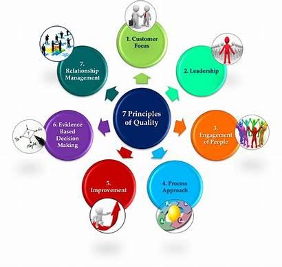 Principles Management Iso System 9001 Fundamental Focus