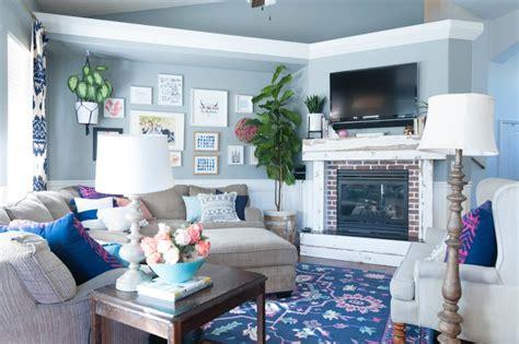 U.s. Navy Home Decor : Gray And Navy Living Room Ideas; Smileydot.us