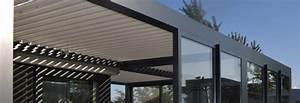Pergola Bois Bioclimatique : comment fermer une pergola bois mat riaux construction et am nagement nos conseils de pro ~ Louise-bijoux.com Idées de Décoration