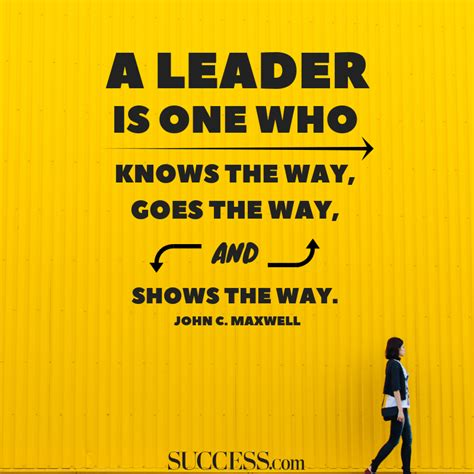 powerful quotes  leadership