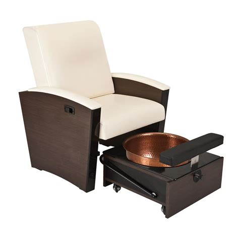 living earth crafts mystia pedicure chair