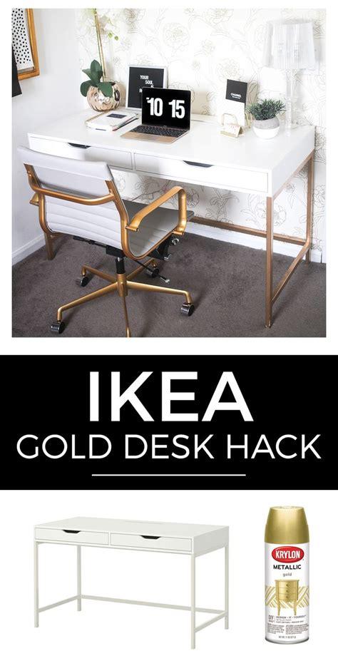 Vanity Desk Ikea Hack by Best 25 Ikea Desk Ideas On Desks Ikea Ikea