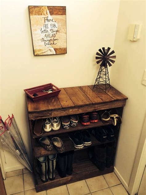 woodworking shoe rack plans woodworking projects plans