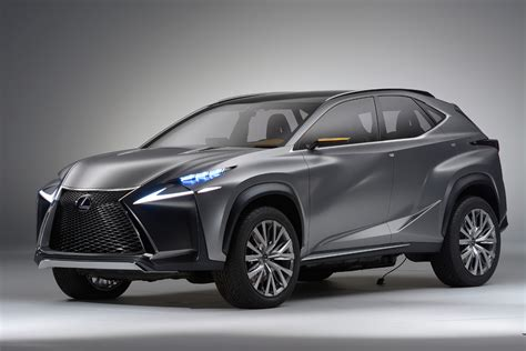 Nx Picture by Lexus 4x4 Lf Nx Concept 2013 Pictures Carbuyer