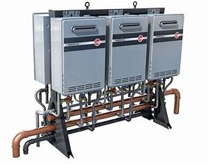 Rheem Commercial Tankless Gas Water Heaters